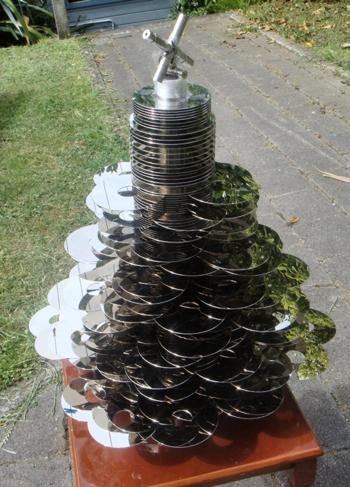 hard disk tree