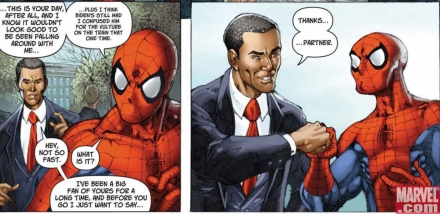 spidermanbarack