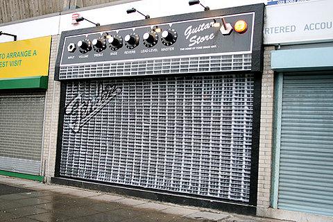 cortina amplificador