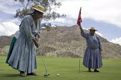 peru golf