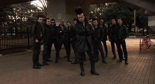 gang-dancers