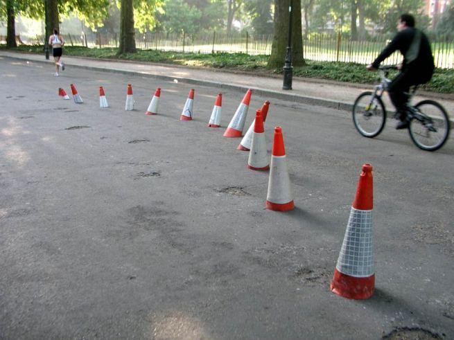 cones banksy