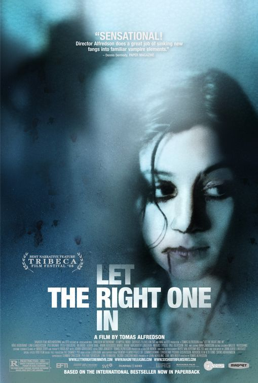 poster let-the-right-one-in