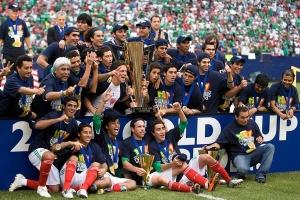 Copa Oro 5-0