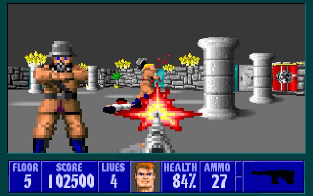 20 años del primer FPS: Wolf3D